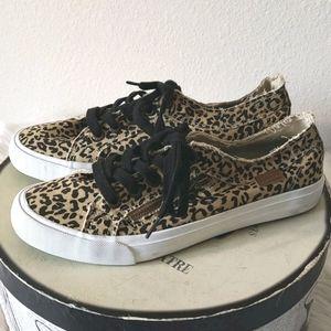 Blowfish Malibu Animal Print Sneakers
